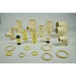 PVC被覆注膠式管件 - 全品項